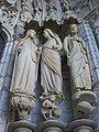 Chartres - cathédrale, transept nord (36).jpg