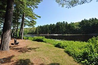 Chatfield Hollow State Park - Schreeder Pond
