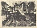Chemin de fer de ceinture à Paris, print by Armand Apol (1879-1950), Belgium, (1914), Prints Department of the Royal Library of Belgium, S.IV 22438.jpg