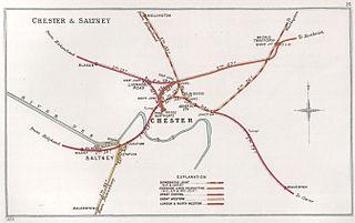 Chester–Birkenhead line