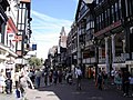 Chester - Eastgate Street - view to the east - geograph.org.uk - 1166881.jpg