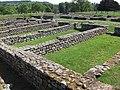 Chesters Roman Fort (barracks).jpg