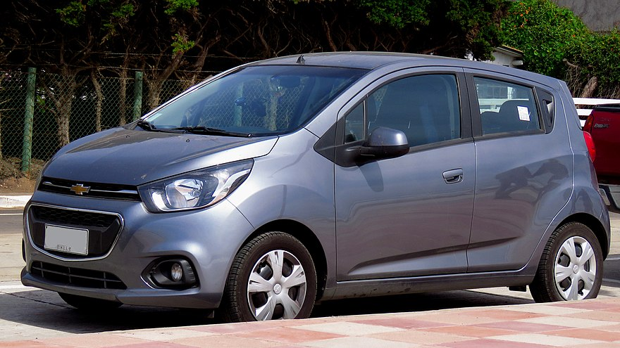 Chevrolet Spark The Reader Wiki Reader View Of Wikipedia