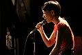 Chie umezawa at Blues Alley 2011.jpg