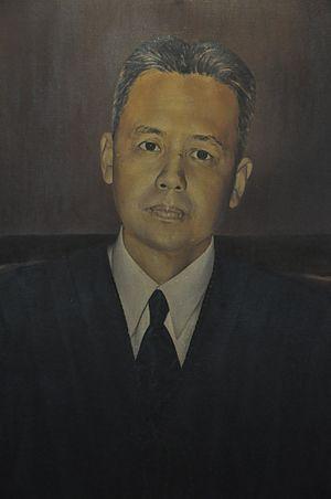 José Abad Santos - Image: Chief Justice Jose Abad Santos