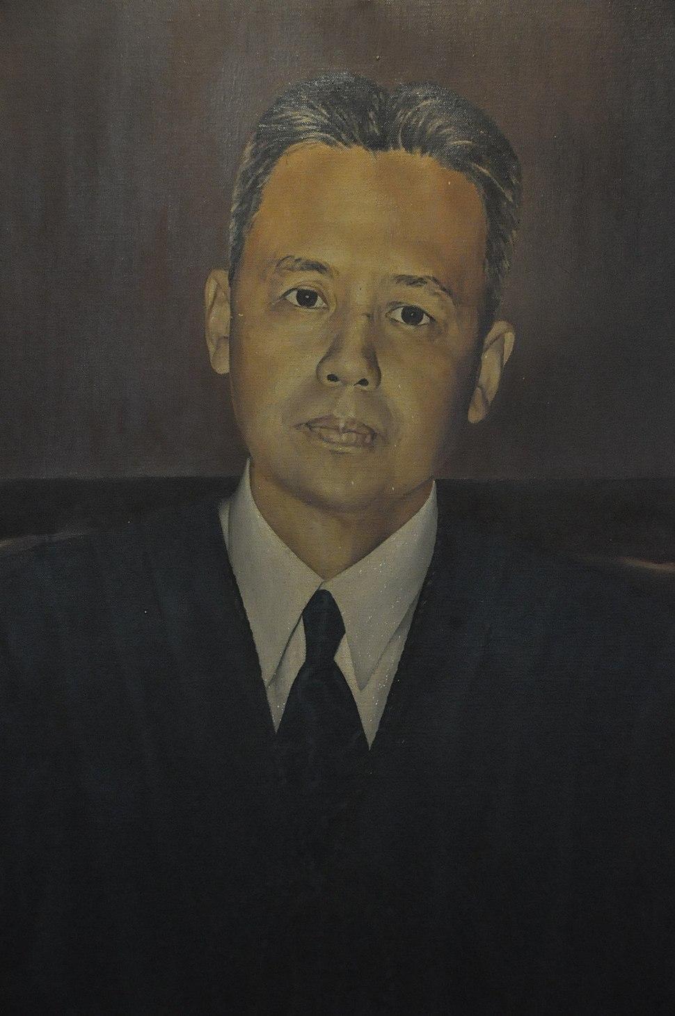 Chief Justice Jose Abad Santos