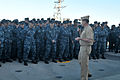Chief of naval personnel visits USS New York 140117-N-GC472-193.jpg