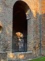 Chiesa di San Salvatore ad Chalchis-cosidetto Palazzo di Teodorico piano terra esterno.jpg
