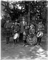 Children's band from Long Beach, Alaska Yukon Pacific Exposition, Seattle, 1909 (AYP 39).jpeg