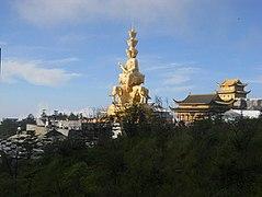 China - Mount Emei - EmeiShan - Sichuan 11
