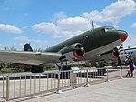 Chinese Air Force C-47, Beijing Aviation Museum (26408775341).jpg