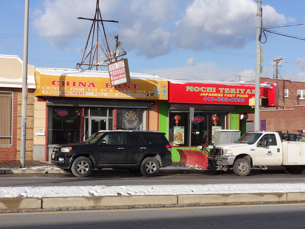 Restaurants On Bayview South Of Eglinton