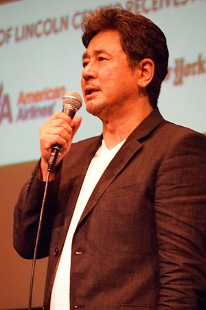 Choi Min-sik - Choi Min-sik at the New York Asian Film Festival, on June 30, 2012