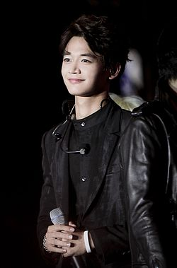 Choi Min Ho at the Gangnam Hallyu Festival 2013 01.jpg
