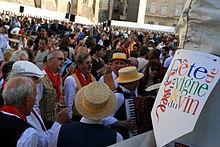 Groupe Choral Amateur - Chants Grégoriens