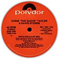 Chris 'The Glove' Taylor & David Storrs - Reckless-Tebitan Jam (Polydor Records-1984) (Promo) (Side A).jpg