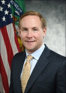 Christopher Campbell US political aide and government official