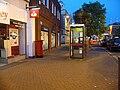 Christchurch, postbox No. BH23 79, High Street - geograph.org.uk - 1358052.jpg