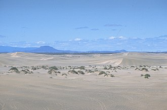 Christmas Valley Sand Dunes - Bureau of Land Management, Lakeview District