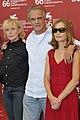 Christopher Lambert, Isabelle Huppert, Patrice Chéreau 66ème Festival de Venise (Mostra).jpg