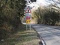 Chudleigh Road B3193 near Rixey Park - geograph.org.uk - 1742399.jpg