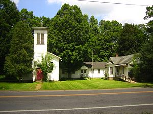 Church of the Good Shepherd (Syracuse, New York) - Image: Church Of The Good Shepherd 291sm
