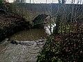 Church Lane Bridge, Church Lane, Pleasley Vale, Nottinghamshire (6).jpg