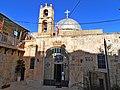 Church of John Baptist, Christian Quarter, Jerusalem, Israel כנסיית יוחנן המטביל, הרובע הנוצרי, ירושלים - panoramio.jpg