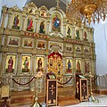Church of Nativity of the Theotokos interior. The altar. August 2014. - В церкви Рождества Богородицы. Алтарь. Август 2014. - panoramio.jpg