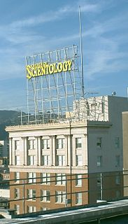 Church of Scientology International Corporation operated by the Church of Scientology