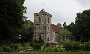 Herriard - Image: Church of St. Mary, Herriard