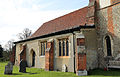 Church of St Nicholas, Fyfield, Essex, England - nave from the south-east.jpg