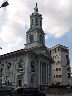 Church of the Sacred Heart, Mar 06.JPG