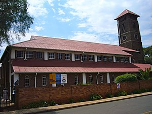 Desmond Tutu - The Church of Christ the King in Sophiatown, where Tutu was a server under priest Trevor Huddlestone