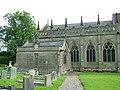 Churchyard of St Mary Magdalene's, Battlefield - geograph.org.uk - 1548890.jpg