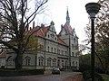Chynadiyeve - Myslyvsky castle (p2).JPG