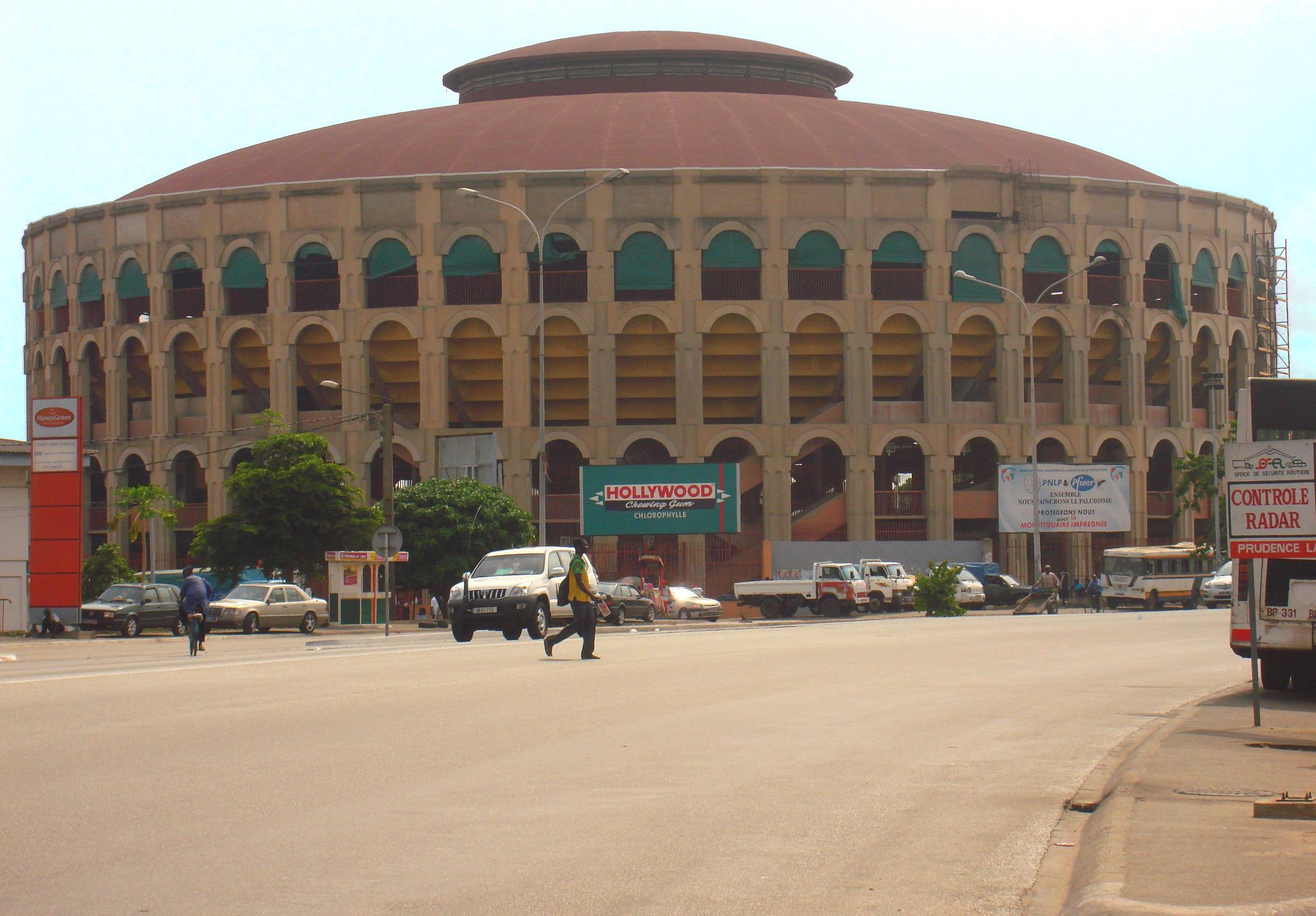 Palacio de los deportes de treichville wikipedia la for Piscine du palais des sports a nanterre nanterre