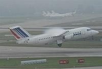 EI-RJI - Avro - Norwegian Air International