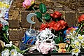 City of London Cemetery and Crematorium disgarded grave tributes detritus 2.jpg
