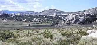 City of Rocks National Reserve - City of Rocks National Reserve, Idaho.