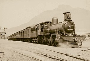 South African Class 6Z 2-6-4 - Image: Class 6Z (2 6 4)