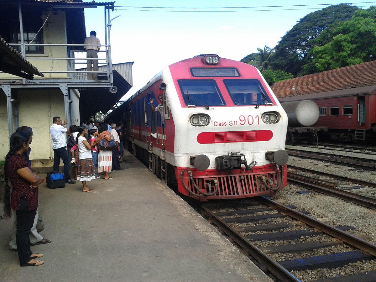 Northern line (Sri Lanka) - Wikipedia