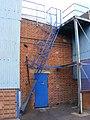 Clays Ltd, access ladder - geograph.org.uk - 2065766.jpg