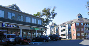 Clayton Park, Nova Scotia - A mix of retail and residential