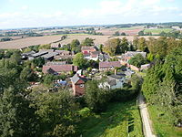 Clifton Campville from above.jpg