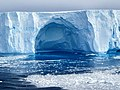 Closeup of ice cave Giant Iceberg Coral Princess Antarctica.jpg