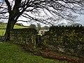 Clough Head through a wall - geograph.org.uk - 1579950.jpg