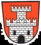 Das Wappen von Laufen