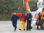 Coast Guard air crew rescues two from disabled sailboat 120 miles offshore DVIDS1102467.jpg