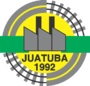 Coat of Arms of Juatuba - MG - Brazil.png